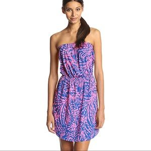 Lilly Pulitzer Rolling in the Grass Windsor Dress